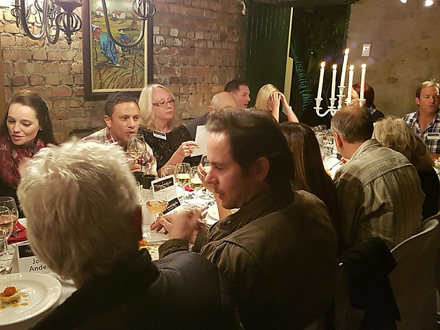 Diemersfontein Wine and Country Estate-VIP dinner2.jpg - Diemersfontein Wine and Country Estate image