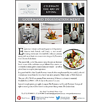 Grande Provence Estate - The Restaurant image