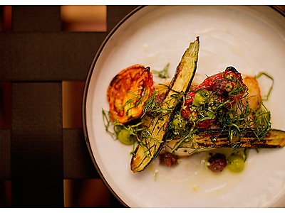 Bertus Basson Restaurant.jpg - Bertus Basson at Spice Route image