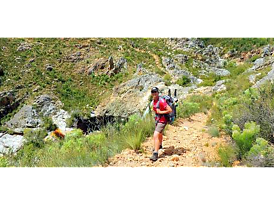 boes hike.png - BOESMANSKLOOF HIKING TRAIL      ( McGREGOR-GREYTON) image