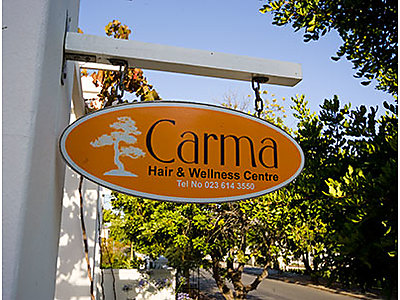 Carma_sign.jpg - Carma Hair & Wellness image