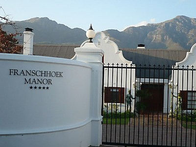 FRanch Manor.JPG - Franschhoek Manor image
