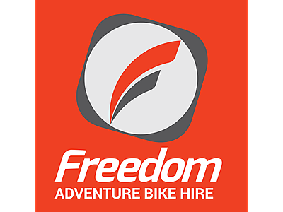 freedom-logo.png - Freedom Adventure Bike Hire image