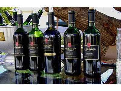 mcgregor wines.png - McGREGOR WINERY image
