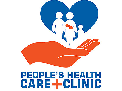 PHC logo final.jpg - People's Health Care Clinic image