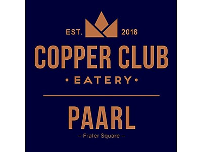 Logo.jpg - The Copper Club Eatery Paarl  image