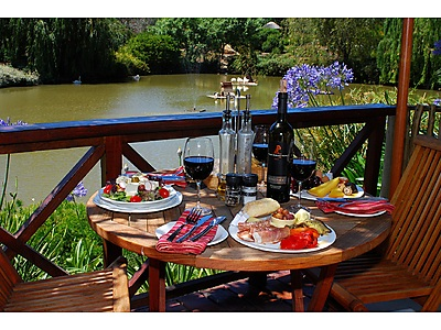 Eat Out of Town - The Deck at Ridgeback 2.jpg - The Deck Restaurant at Ridgeback image