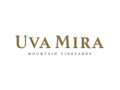 Uva Mira_Logo.jpeg - Uva Mira Mountain Vineyards image